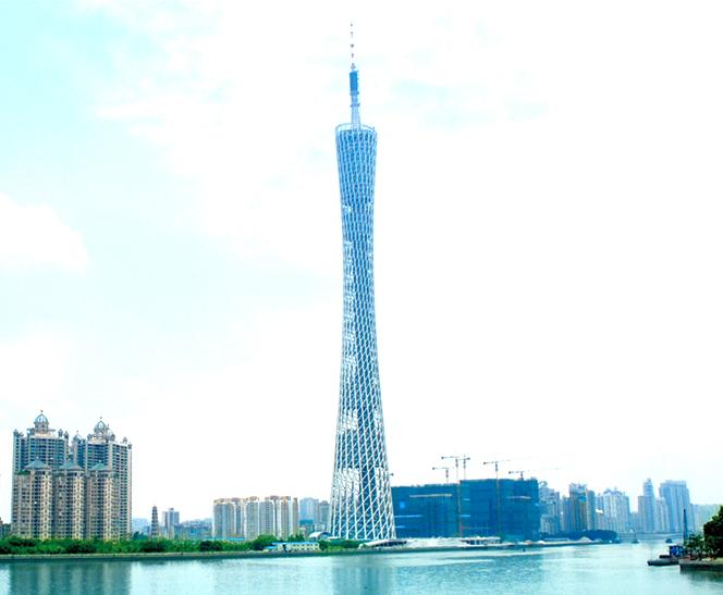 广州小蛮腰电视塔