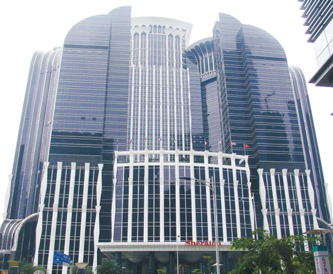 深圳大中华商务广场
